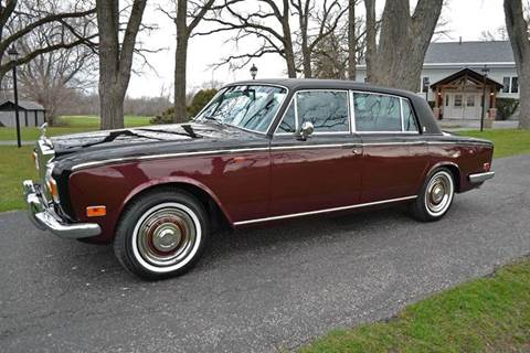 1972 Rolls-Royce Silver Shadow for sale at Park Ward Motors Museum - Park Ward Motors in Crystal Lake IL