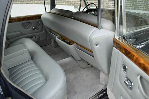 1970 Rolls-Royce Silver Shadow with Division for sale at Park Ward Motors Museum - Park Ward Motors in Crystal Lake IL