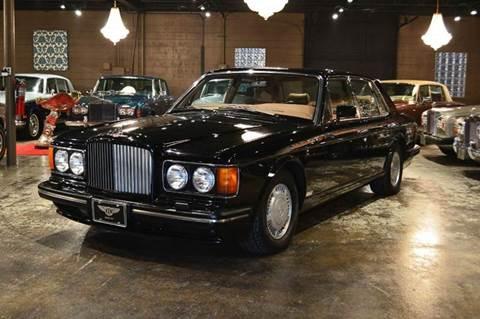 1989 Bentley Turbo R for sale at Park Ward Motors Museum - Park Ward Motors in Crystal Lake IL