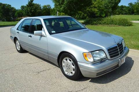 1995 Mercedes-Benz S-Class for sale at Park Ward Motors Museum - Park Ward Motors in Crystal Lake IL