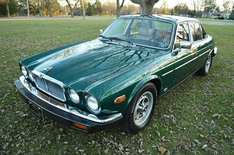 1983 Jaguar XJ-Series for sale at Park Ward Motors Museum - Park Ward Motors in Crystal Lake IL