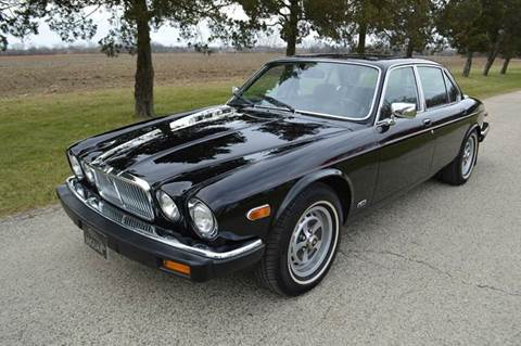 1986 Jaguar XJ-Series for sale at Park Ward Motors Museum - Park Ward Motors in Crystal Lake IL