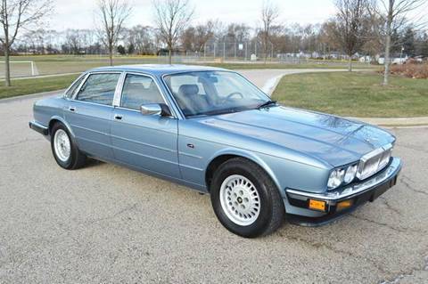 1989 Jaguar XJ-Series for sale at Park Ward Motors Museum - Park Ward Motors in Crystal Lake IL