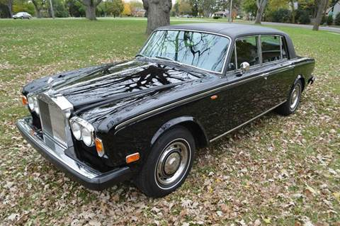 1975 Rolls-Royce Silver Shadow for sale at Park Ward Motors Museum - Park Ward Motors in Crystal Lake IL