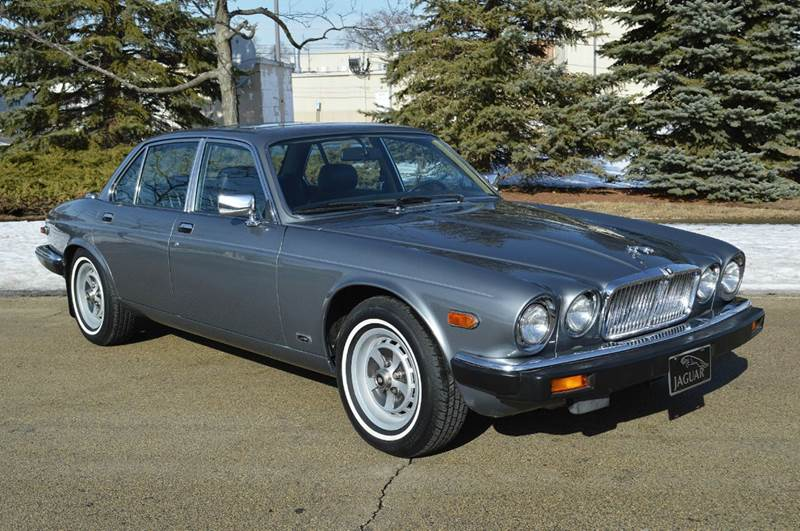 1987 Jaguar XJ for sale at Park Ward Motors Museum - Park Ward Motors in Crystal Lake IL
