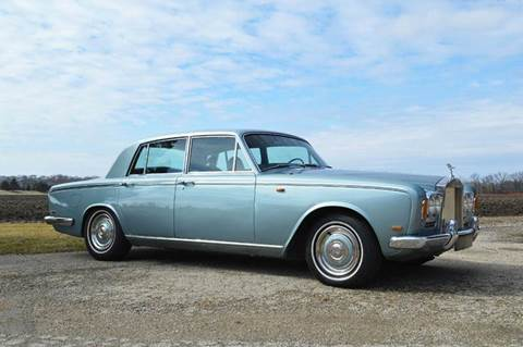 1969 Rolls-Royce Silver Shadow for sale at Park Ward Motors Museum - Park Ward Motors in Crystal Lake IL