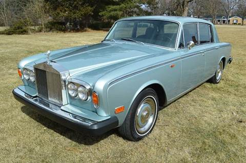 1973 Rolls-Royce Silver Shadow for sale in Crystal Lake, IL