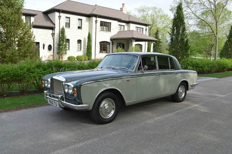 1967 Bentley T for sale at Park Ward Motors Museum - Park Ward Motors in Crystal Lake IL