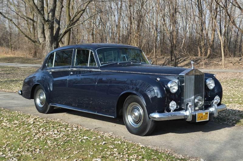 1962 Rolls-Royce Silver Cloud 2 for sale at Park Ward Motors Museum - Park Ward Motors in Crystal Lake IL