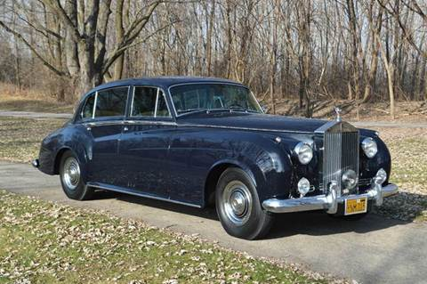 1962 Rolls-Royce Silver Cloud 2 for sale in Crystal Lake, IL