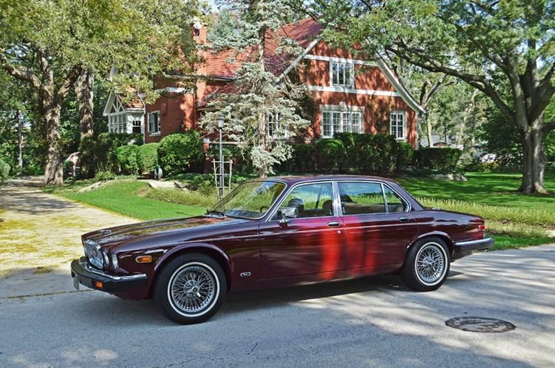1984 Jaguar XJ-Series for sale at Park Ward Motors Museum - Park Ward Motors in Crystal Lake IL