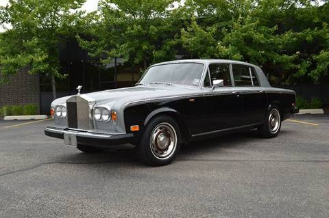1979 Rolls-Royce Silver Shadow for sale at Park Ward Motors Museum - Park Ward Motors in Crystal Lake IL