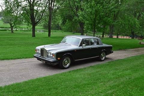 1979 Rolls-Royce Silver Shadow for sale in Crystal Lake, IL