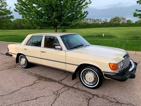 1979 Mercedes-Benz 280-Class for sale in Crystal Lake, IL