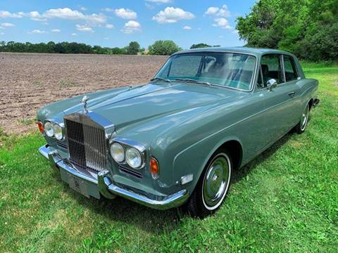 1970 Rolls-Royce Corniche for sale at Park Ward Motors Museum - Park Ward Motors in Crystal Lake IL