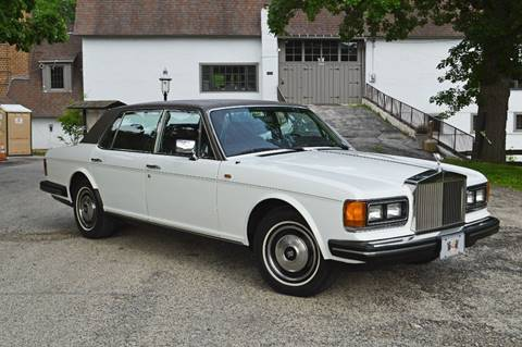 1985 Rolls-Royce Silver Spur for sale in Crystal Lake, IL
