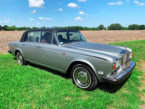 1976 Rolls-Royce Silver Shadow for sale in Crystal Lake, IL