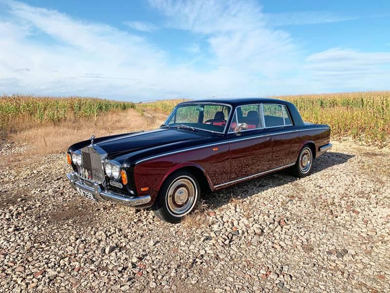 1969 Rolls-Royce Silver Shadow for sale at Park Ward Motors Museum - Park Ward Motors in Crystal Lake IL