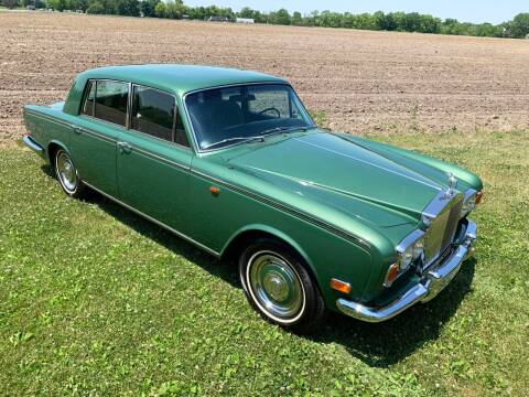 1973 Rolls-Royce Silver Shadow for sale at Park Ward Motors Museum - Park Ward Motors in Crystal Lake IL