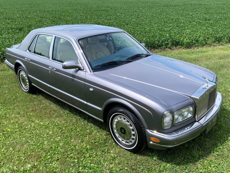2000 Rolls-Royce Silver Seraph for sale at Park Ward Motors Museum - Park Ward Motors in Crystal Lake IL