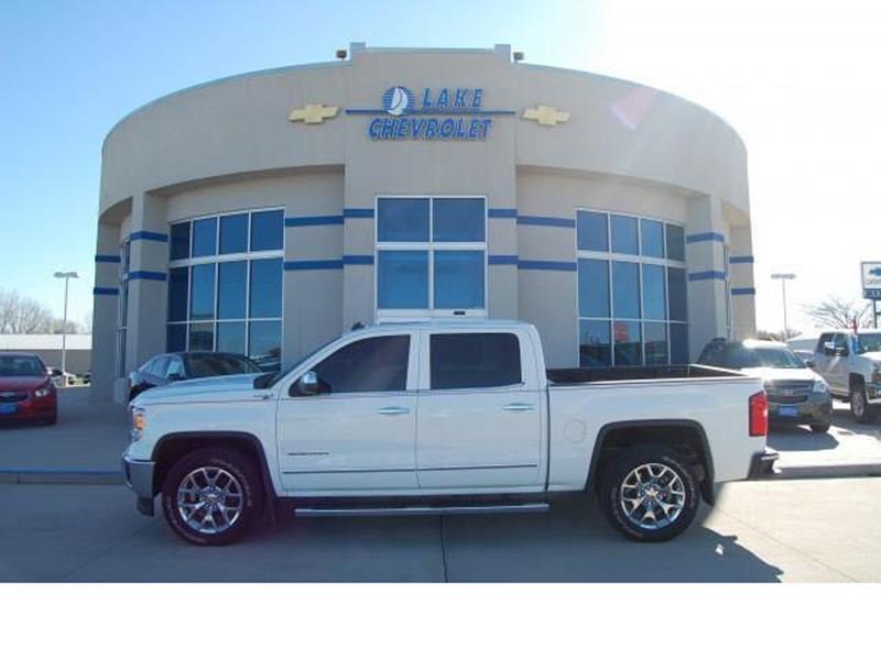 2014 Gmc Sierra 1500 In Clear Lake IA - Lake Chevrolet