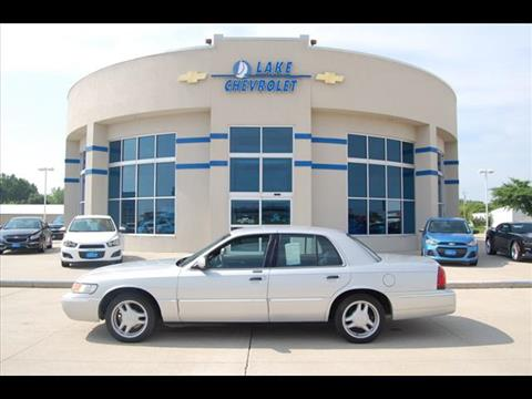 2001 Mercury Grand Marquis for sale in Clear Lake, IA