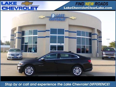 2018 Chevrolet Malibu for sale in Clear Lake, IA
