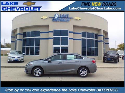 2018 Chevrolet Cruze for sale in Clear Lake, IA