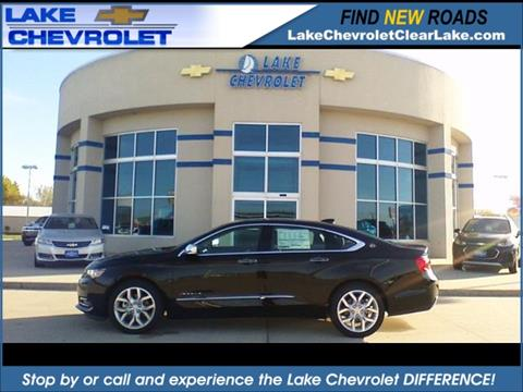 2018 Chevrolet Impala for sale in Clear Lake, IA