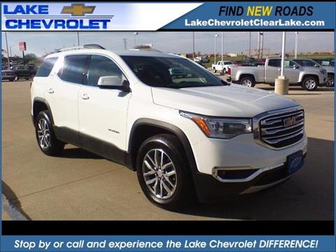2017 GMC Acadia for sale in Clear Lake, IA
