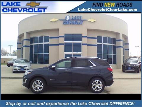 2018 Chevrolet Equinox for sale in Clear Lake, IA