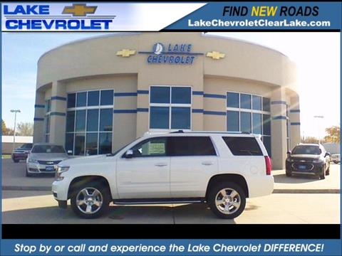 2018 Chevrolet Tahoe for sale in Clear Lake, IA