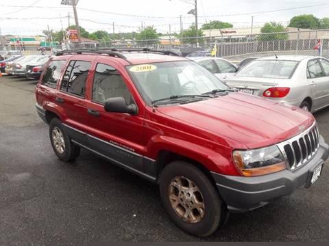 2001 Jeep Grand Cherokee for sale in Paterson, NJ