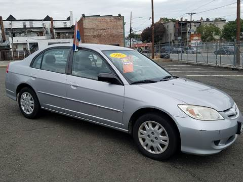 2005 Honda Civic for sale in Paterson, NJ