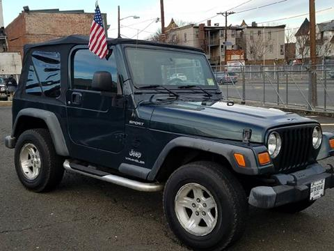 used jeep wrangler for sale in paterson nj. Black Bedroom Furniture Sets. Home Design Ideas