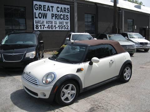 Mini Cooper For Sale Miami Craigslist >> Mini Cooper For Sale Carsforsale Com