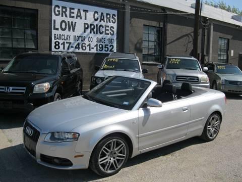 Audi A For Sale In Arlington TX Carsforsalecom - Audi arlington