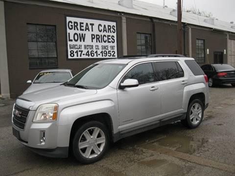 2010 GMC Terrain for sale in Arlington, TX