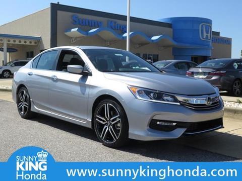 2017 Honda Accord for sale in Anniston, AL