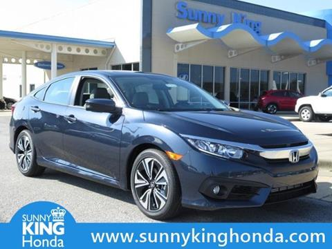 2017 Honda Civic for sale in Anniston, AL