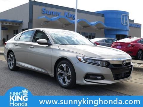 2018 Honda Accord for sale in Anniston, AL