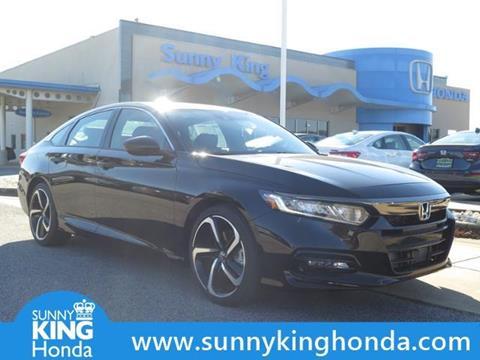2019 Honda Accord for sale in Anniston, AL