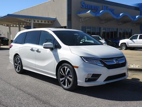 2019 Honda Odyssey for sale in Anniston, AL