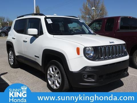 2018 Jeep Renegade for sale in Anniston, AL