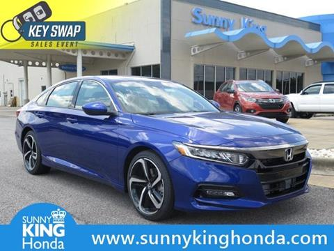 2019 Honda Accord for sale in Anniston, AL