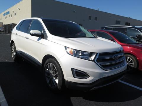 2017 Ford Edge for sale in Anniston, AL