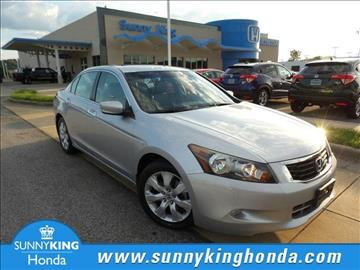 2009 Honda Accord for sale in Anniston, AL