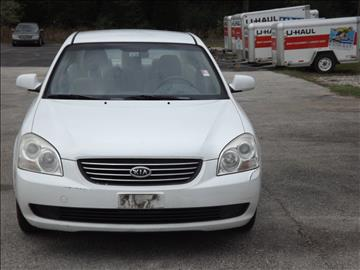 2007 Kia Optima for sale in Daphne, AL