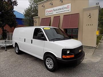 2013 Chevrolet Express Cargo for sale in Daphne, AL