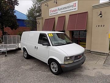 2003 GMC Safari Cargo for sale in Daphne, AL